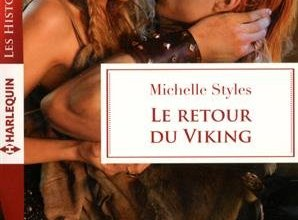 Photo of Le retour du viking de Michelle Styles