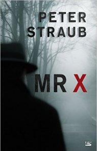 Mr X, de Peter Straub