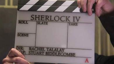 Photo de Sherlock : Des nouvelles du tournage
