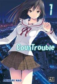 CounTrouble tome 1 de Akinari Nao