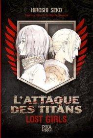 L'Attaque des Titans - Lost Girls d'Hiroshi Seko