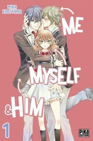 Me, myself and him de  Mika Kajiyama