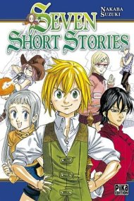Seven Short Stories de Nakaba Suzuki