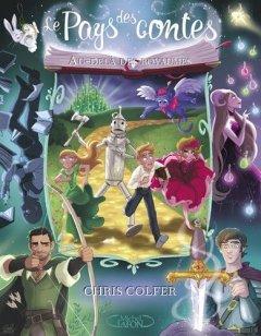 Au-delà des royaumes de Chris Colfer