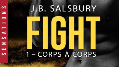 Photo of Fight Tome 1 : Corps à corps de J-B Salsbury