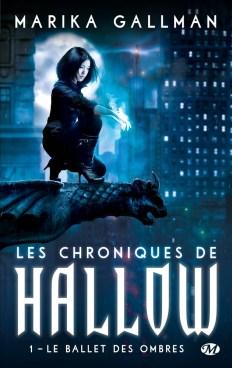 Les Chroniques de Hallow de Marika Gallman Poche