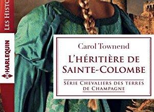 Photo de L'héritière de Sainte-Colombe de Carol Townend