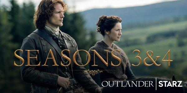 outlander saison 3 et 4
