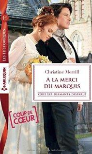A la merci du marquis Christine merrill