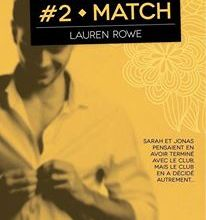 Photo of Le Club #2 : Match, Lauren Rowe