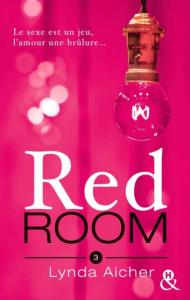 Red Room - Tu braveras l'interdit de Lynda Aicher