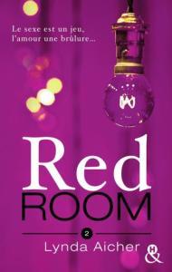 Red Room - Tu dépasseras tes limites de Lynda Aicher