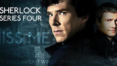 Photo de Trailer Sherlock Saison 4