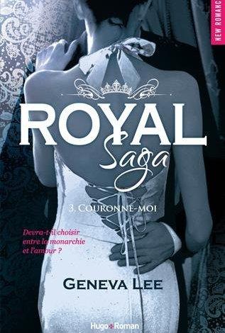 Photo of Royal Saga, tome 3 – Couronne-moi de Geneva Lee