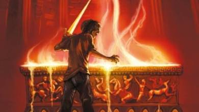 Photo of Percy Jackson 4 : La bataille du Labyrinthe, de Rick Riordan
