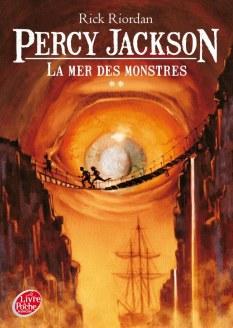Percy jackson La mer des monstres Rick riordan