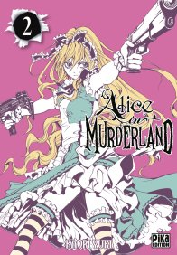 Alice in Murderland Tome 2