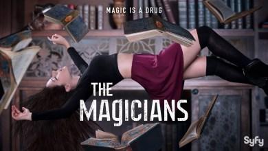 Photo de The Magicians, la nouvelle série de SYFY