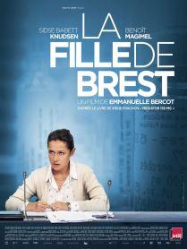 La fille de Brest - Affiche