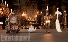 Big Ben, Mme Samovar, Lumière et Plumette