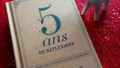 Photo of 5 ans de réflexion, le livre à compléter [Idée cadeaux #11]