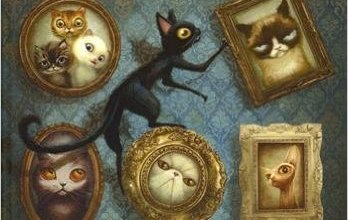 Photo of Facéties de Chats, de Benjamin Lacombe [Idée Cadeau #10]