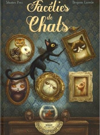 Photo of Facéties de Chats, de Benjamin Lacombe [Idée Cadeau #10]