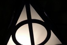 Photo de Lampe Harry Potter – les Reliques de la Mort [Idée Cadeau #8]