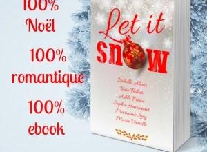 Photo of Let It Snow – Six nouvelles Drôles et Romantiques pour un Noël Magique !