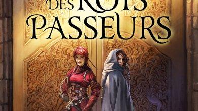Photo de L'Héritage des Rois-Passeurs, de Manon Fargetton