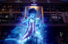 Gertrude the Ghost in Columbia Pictures' GHOSTBUSTERS.