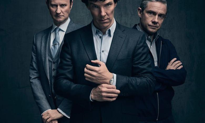 Photo de Sherlock – Saison 4 : Avalanche de photos !
