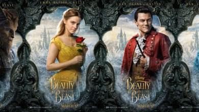 Photo de 12 Nouveaux Magnifiques Posters pour la Belle et la Bête !