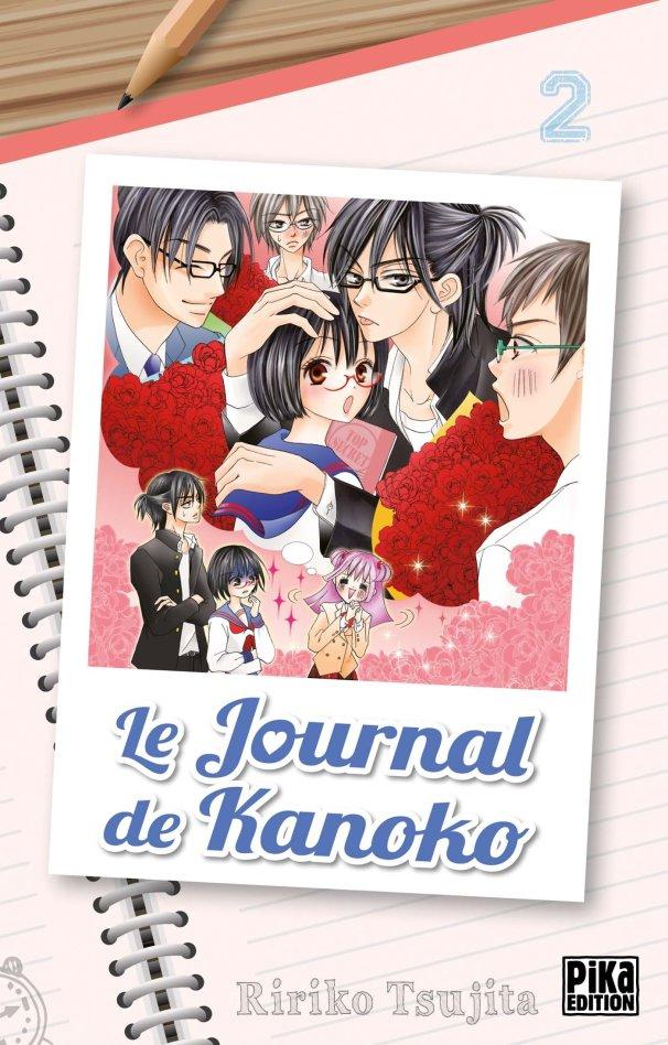 le-journal-de-kanoko-t2-ririko-tsujita