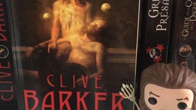 Photo de Imajica le chef-d'oeuvre de Clive Barker ?