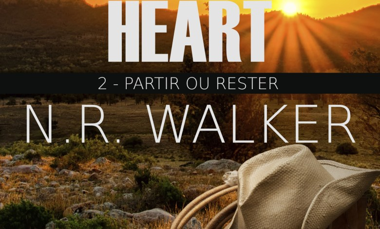 Photo of Partir Ou Rester, de N.R. Walker