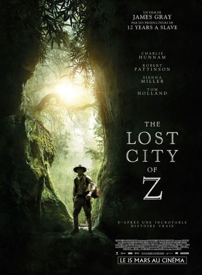 The Lost city of Z - Affiche