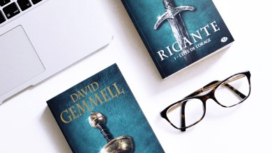 Photo of Rigante Tome 2 : Le faucon de minuit de David Gemmell