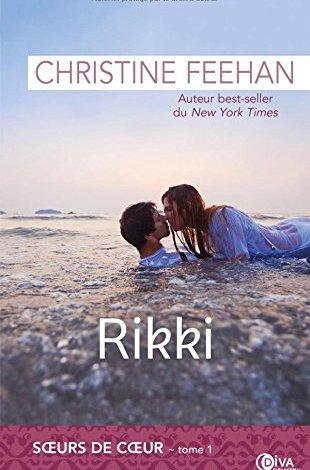 Photo of Les soeurs de coeur, Tome 1 : Rikki de Christine Feehan
