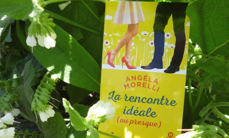 Photo of La rencontre idéale (ou presque) de Angéla Morelli