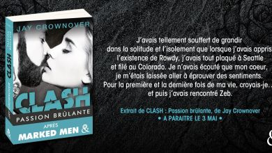 Photo de Clash de Jay Crownover – Le Spin-Off des Marked Men