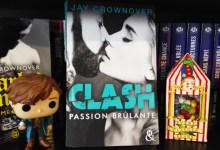 Photo de Clash Tome 1 : Passion brûlante de Jay Crownover