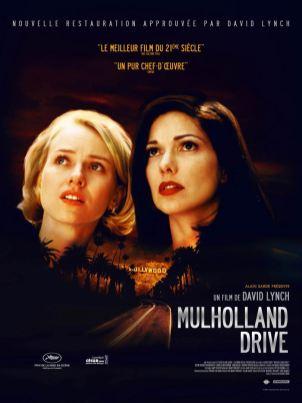 Mulholland Drive - Affiche
