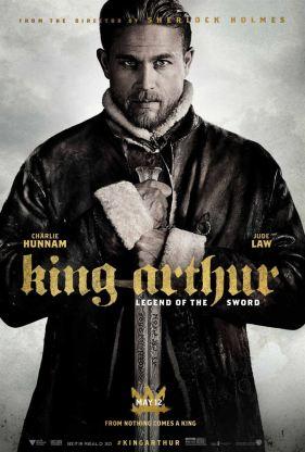 Le roi Arthur- Affiche2