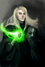 Lucius Malfoy Fanart