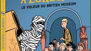 Photo of Mystères à Londres de Alain Surget et Louis Alloing
