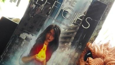 Photo de The Effigies Tome 1 : Les flammes du destin de Sarah Raughley