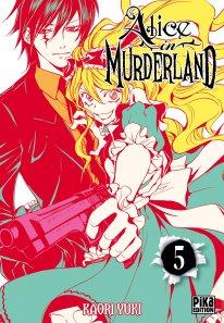 Alice in Murderland tome 5