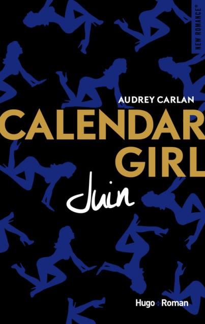 Calendar Girl Juin