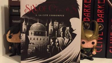 Photo of Six of Crows : La cité corrompue de Leigh Bardugo